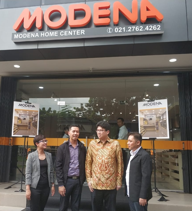 Apa Itu Modena Home Center