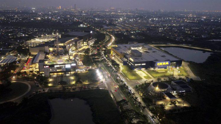 Kawasan Jakarta Garden City (1)